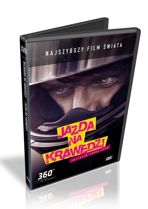 Jazda na krawędzi (DVD)