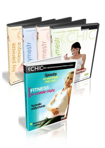 Poradnik Ciążowy + Fitness Po Porodzie