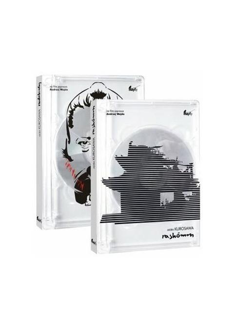 Rashomon (DVD) + Rudobrody (DVD)